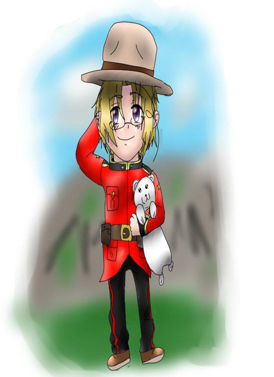 Mountie Canada by ZzZNelliezZz