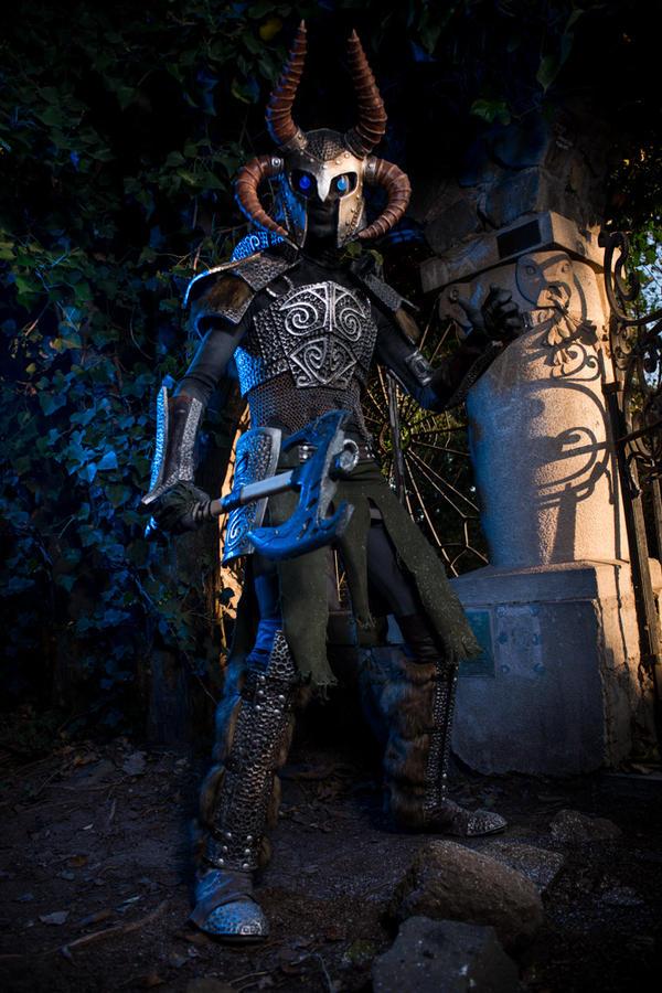 The Elder Scrolls - Draugr II (by Fede) by MadeinPlute