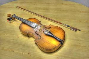 Violin HDR I.