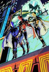 Kaitou Sentai Lupinranger by Razo777