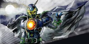 Kamen Rider Woz Ginga Finally