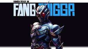 Kamen Rider W: Fang-Trigger