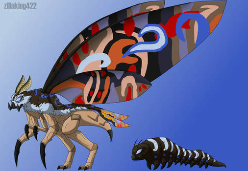 Spyroverse - Mothra
