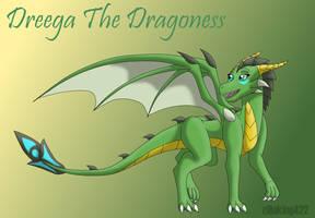 Dreega The Dragoness (Remake)