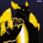Spyro - Electric Golem by ZilonKing