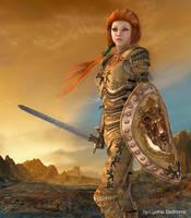 Lioness Defender by Radthorne