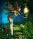 Catching The Fairy Light