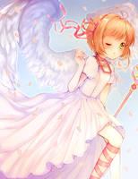 Sakura by hoshiineko