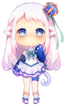 Commission: Shiny Princess