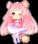 Commission: Hi, cutie!