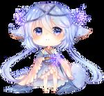 Commission: Flower Spirit
