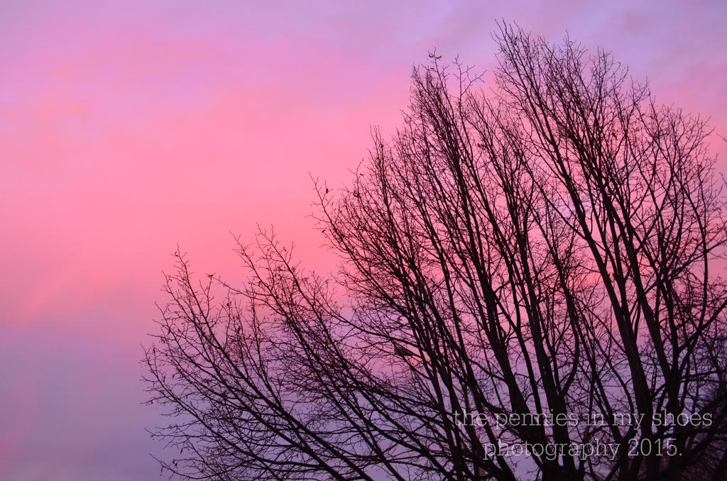 Candy Sky by ThePenniesInMyShoes