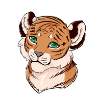 Tigress by sorrel1646