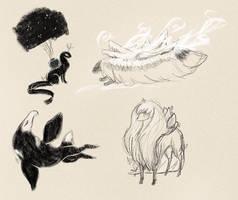 Esk Sketches