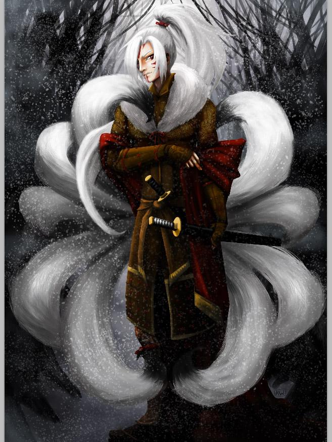 Related Keywords & Suggestions for kitsune samurai