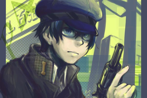 Boy Detective by Pompi