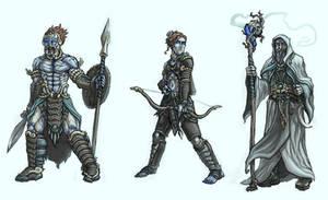 Heroes of Albion by aGiantSalamander