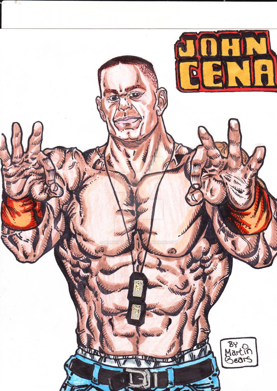 WWE by MartinSears70