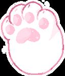 F2u Kitty Cat Paw