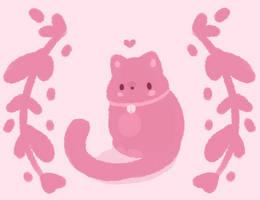 Cat by VioletCascade