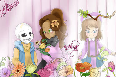 [SymphoniaTale] A great afternoon (Redraw #2) by Crystalinart