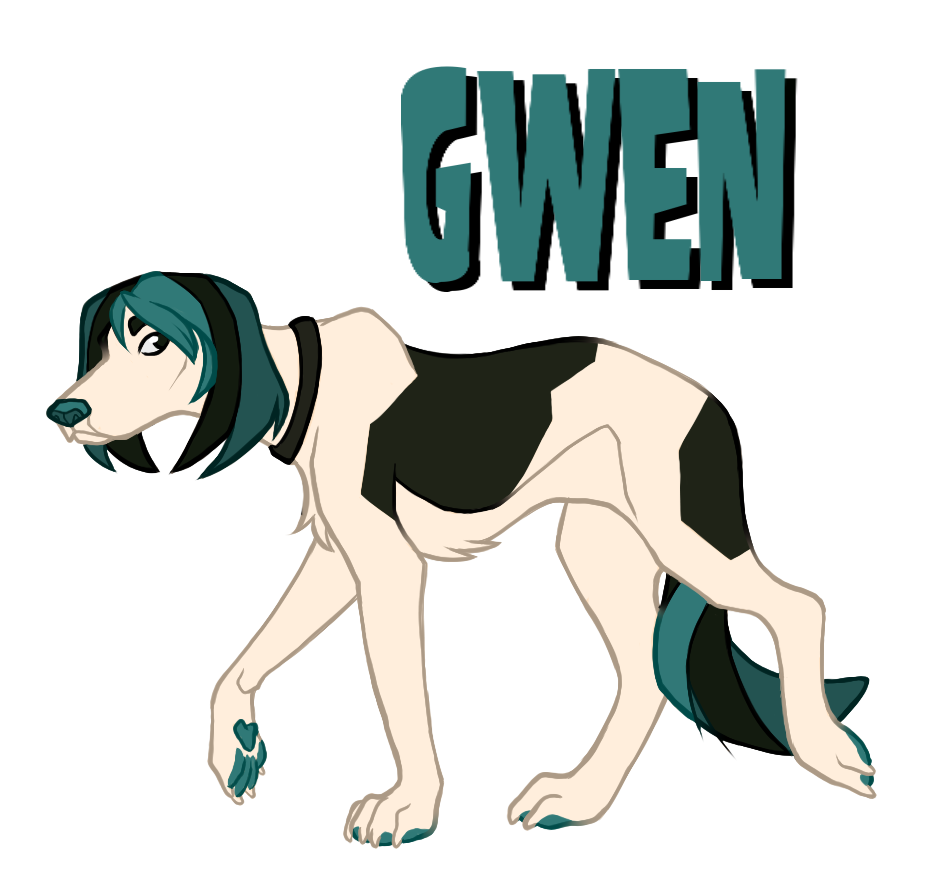 Total Drama: Gwen by iRaynebow