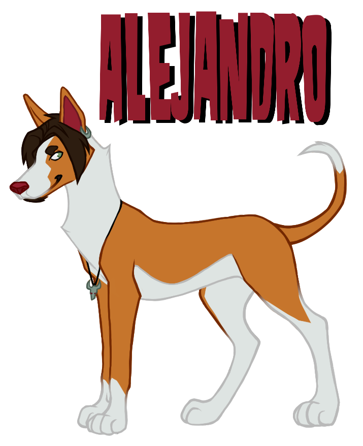 Total Drama: Alejandro by iRaynebow