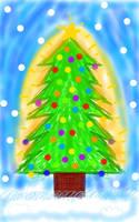 Christmas Tree by AnimeJay11