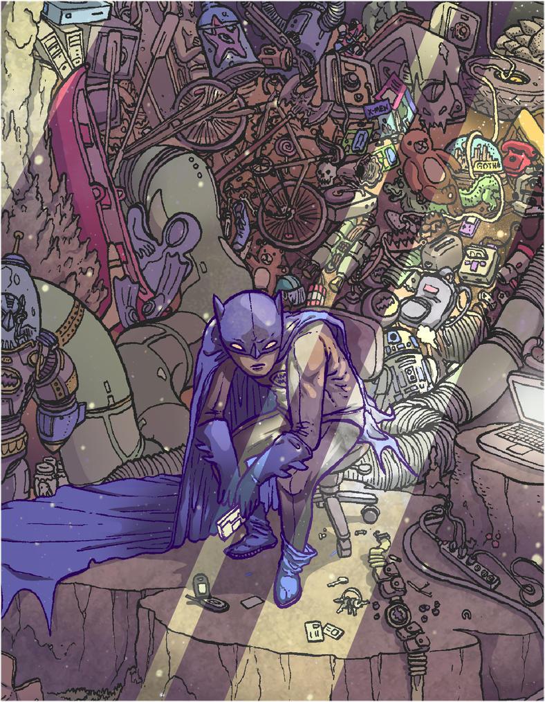 batmanprofile by UlisesFarinas