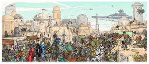 Stroll on Tatooine