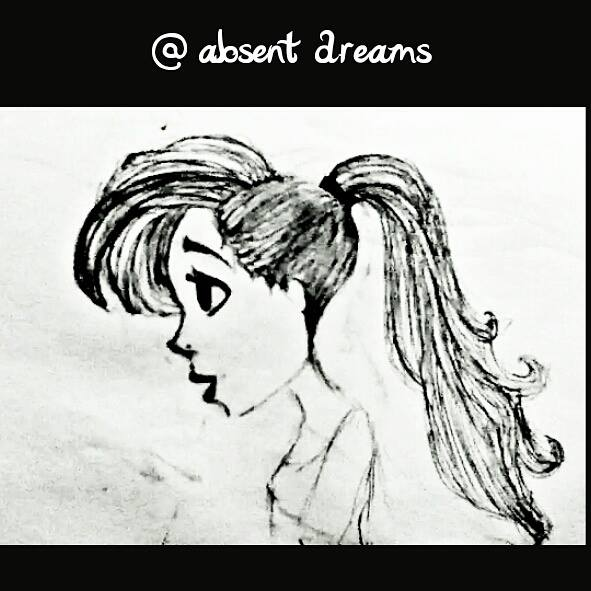 Girl by absent-dreams