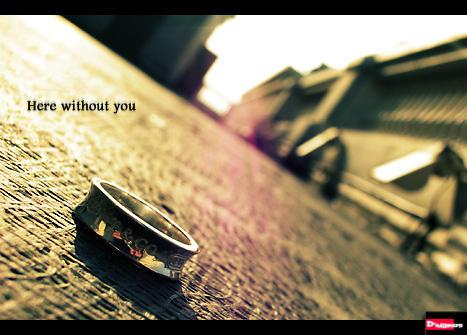 Here without you by binbinzai