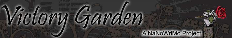 Victory Garden Header by eshutales