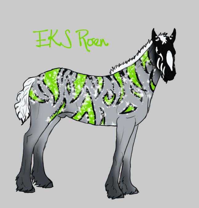 EKS Roen by ReaWolf