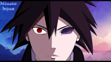 Boruto the movie - Sasuke the protector of konoha by Minatobijuu