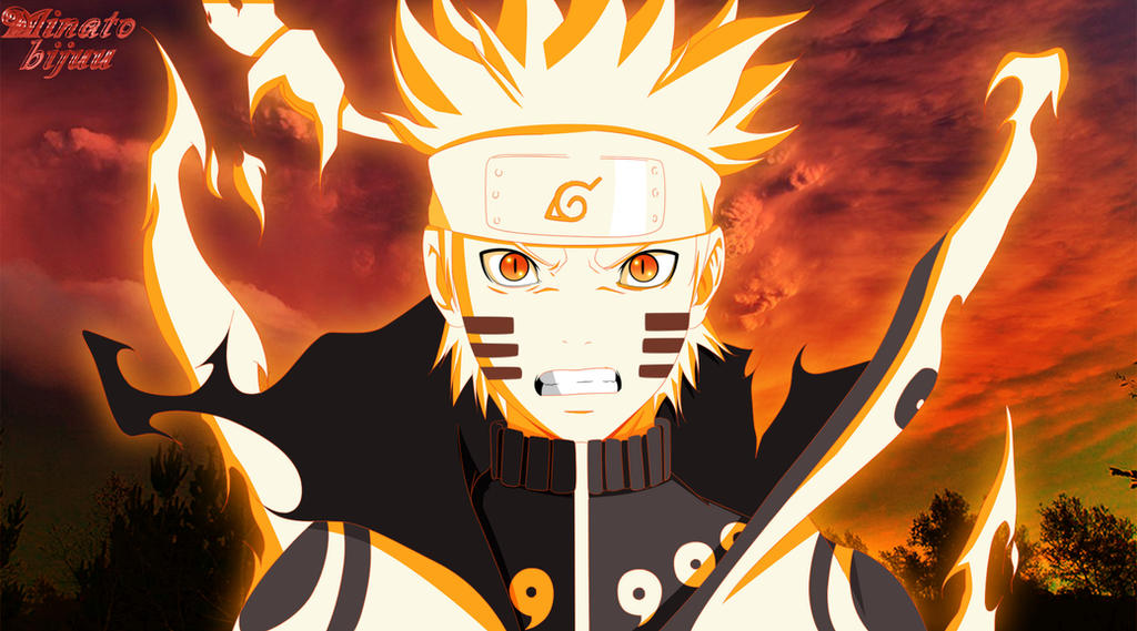 Naruto Bijuu Mode by Minatobijuu on DeviantArt