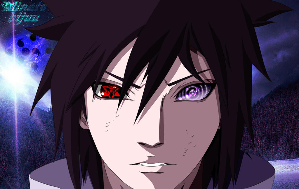 naruto 661- Sasuke Rinnegan by Minatobijuu on DeviantArt
