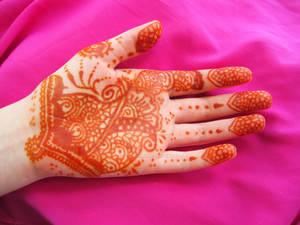 Henna 9- Paste Off
