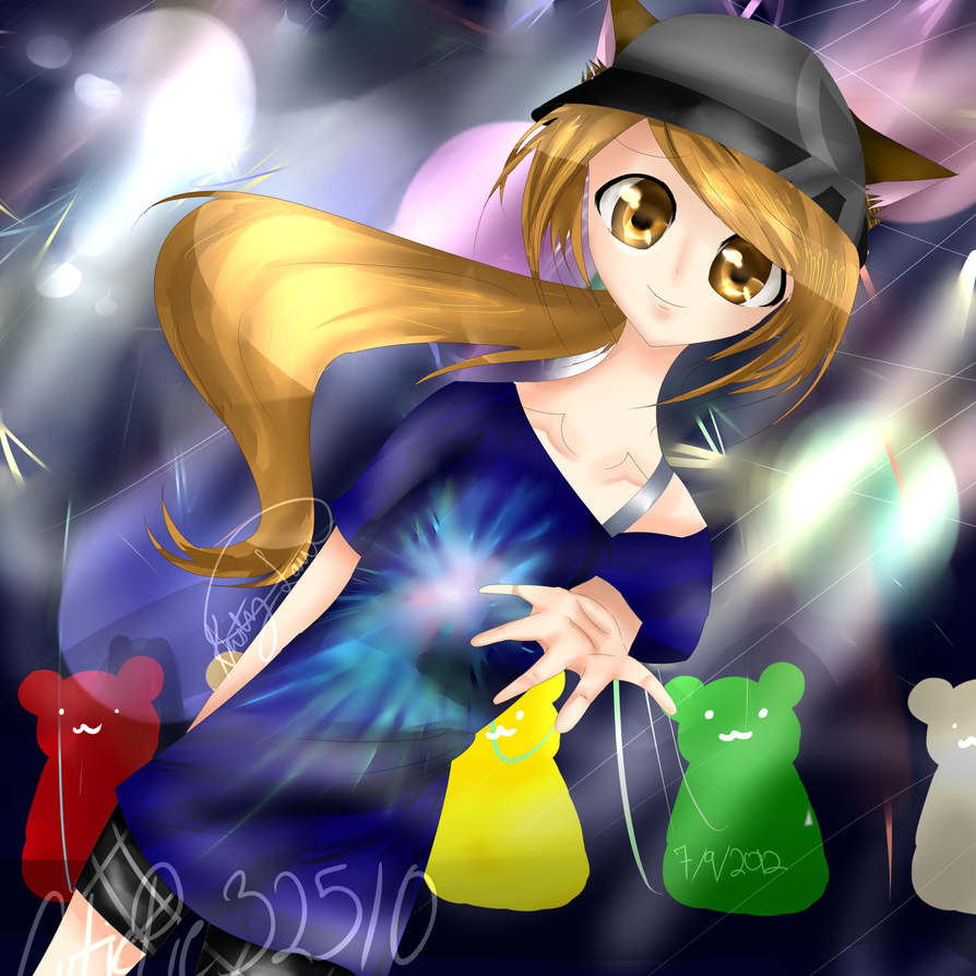 CutiePie32510 (Requested) by Neko-Pounce