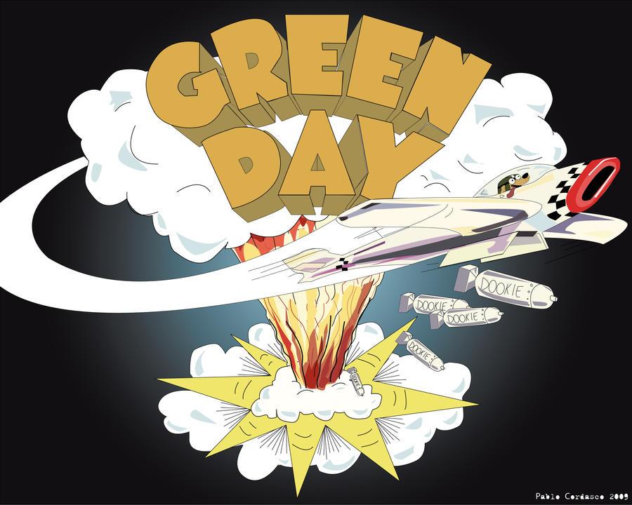 green day dookie by stpaulie on deviantart