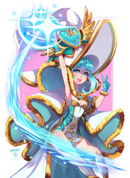 High Wizard : Munbalanced Commish by FerlanOppa