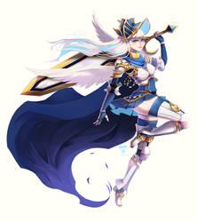 Rune Knight : Munbalanced Commish by FerlanOppa