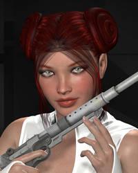 Princess Dale Argent by spaceagents
