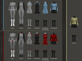 Space Agents Uniforms by spaceagents