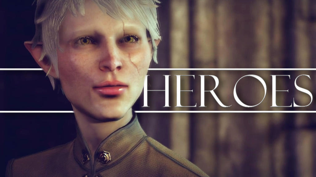 Dragon Age: Inquisition | Heroes | VIDEO by loveorcaz