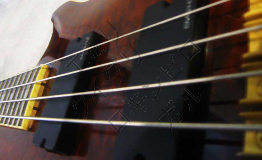 Bass Guitar by RockinPyroGal