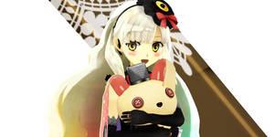 -.:'' MMD-Windows 100 % Mayu-'':- by ciripahn