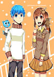 .:''The Amazing World Of Gumball=Gumball-Penny'':.