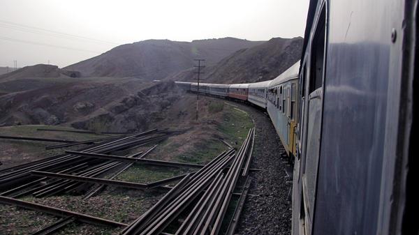 Train by seltoon