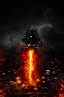 Hell stygian by Ahmed-R-Shalaby